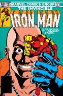 Iron Man Vol 1 167