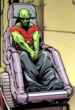 J'onn J'onzz (Earth-9602) from JLX Unleashed Vol 1 1 0001