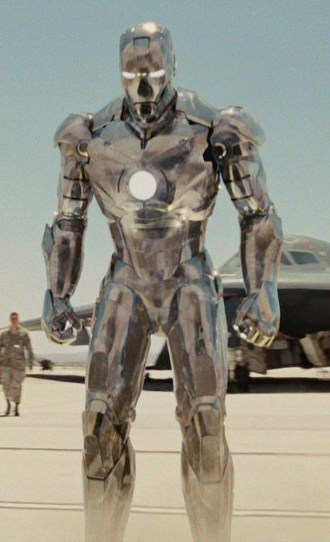 James Rhodes (Earth-199999) from Iron Man 2 (film) 007