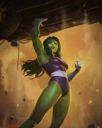 Jennifer Walters (Earth-TRN517) from Marvel Contest of Champions 001