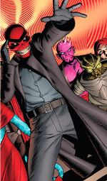 Johann Shmidt (Clone) (Earth-616) from Uncanny Avengers Vol 1 2