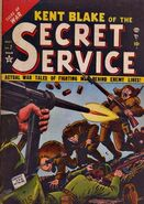 Kent Blake of the Secret Service Vol 1 7
