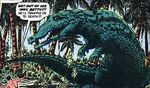 King Crocodile (Earth-616) from Sub-Mariner Comics Vol 1 33 001