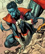Kurt Wagner (Earth-616) from X-Men Gold Vol 2 1 001