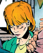 Laurie (Earth-616) from Deathlok Vol 1 1 0001