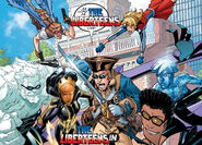 Liberteens (Earth-616) from Avengers The Initiative Annual Vol 1 1 001