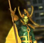 Loki Laufeyson (Skrull) (Earth-TRN219) from Marvel Avengers Battle for Earth 0001