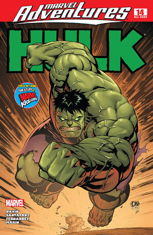 Marvel Adventures Hulk Vol 1 14