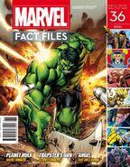 Marvel Fact Files Vol 1 36