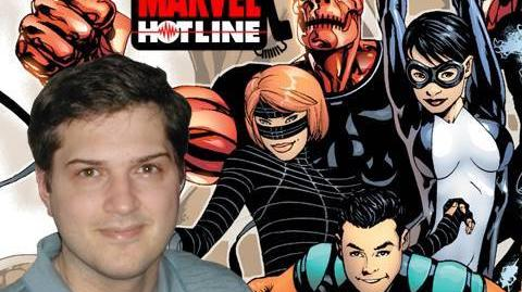 Marvel Hotline Christos Gage on Avengers Academy