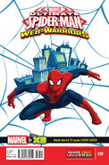 Marvel Universe Ultimate Spider-Man Web Warriors Vol 1 10