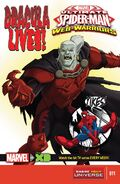 Marvel Universe Ultimate Spider-Man Web Warriors Vol 1 11
