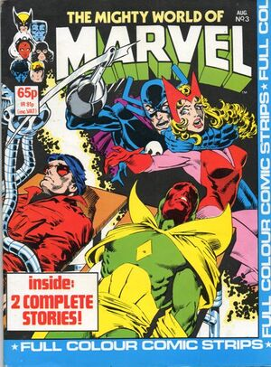 Mighty World of Marvel Vol 2 3