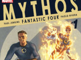 Mythos: Fantastic Four Vol 1 1