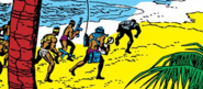 Panther Island from Fantastic Four Annual Vol 1 5 001