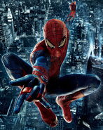 Peter Parker (Earth-120703) from The Amazing Spider-Man (2012 film) promotional 001