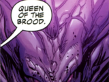 Queen of the Brood (Galactic Council) (Earth-616)