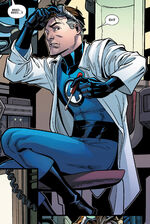 Reed Richards (Earth-26111) from Wolverine and the X-Men Vol 1 27AU 0001
