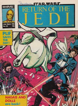 Return of the Jedi Weekly (UK) Vol 1 144