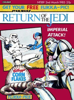 Return of the Jedi Weekly (UK) Vol 1 89