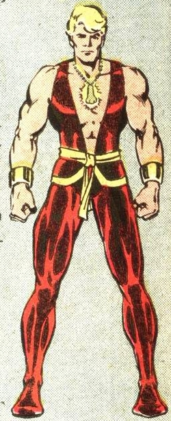 Robert Diamond (Earth-616) from Official Handbook of the Marvel Universe Vol 2 12 0001