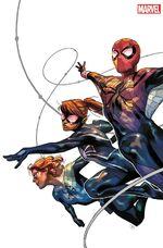 Spider-Girls Vol 1 1 Textless