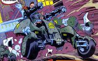 Stark Angels (Earth-928) Punisher 2099 Vol 1 26