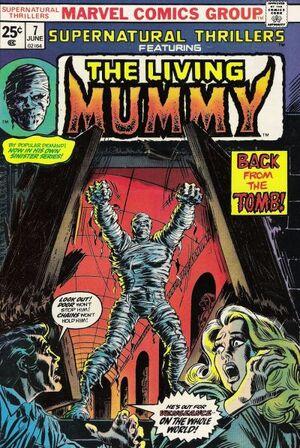 Supernatural Thrillers Vol 1 7