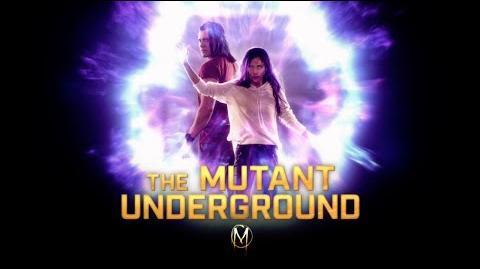 The Gifted Season 2 Mutant Underground Trailer