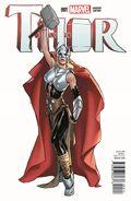 Thor Vol 4 1 Pichelli Variant
