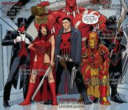 Thunderbolts (Red Hulk) (Earth-616) from Thunderbolts Annual Vol 2 1 001