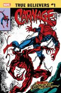 True Believers Absolute Carnage - Carnage Vol 1 1