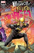 Typhoid Fever Iron Fist Vol 1 1
