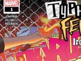 Typhoid Fever: Iron Fist Vol 1 1