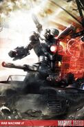 War Machine Vol 2 7 Textless