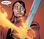 Wyatt Wingfoot (Earth-311) from Marvel 1602 Fantastick Four Vol 1 5 0001