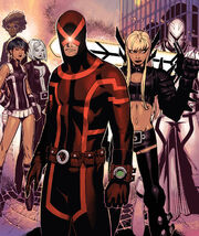 X-Men (New Charles Xavier School) (Earth-616) from Uncanny X-Men Vol 3 1 001