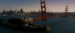 Alcatraz Island from X-Men The Last Stand 0001