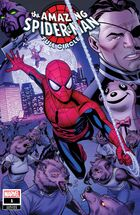 Amazing Spider-Man Full Circle Vol 1 1 Sprouse Variant
