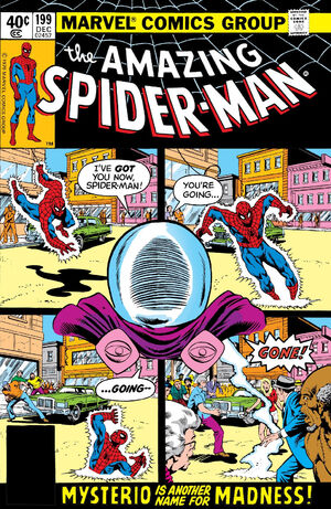 Amazing Spider-Man Vol 1 199