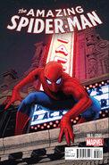 Amazing Spider-Man Vol 3 18.1 Land Variant