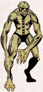 Badoon from Official Handbook of the Marvel Universe Vol 1 2 001
