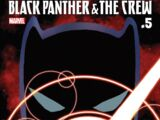 Black Panther and the Crew Vol 1 5