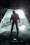 Captain America The Winter Soldier poster 001