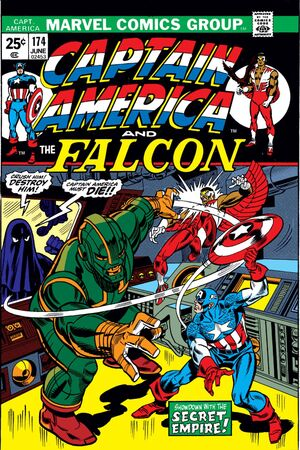 Captain America Vol 1 174