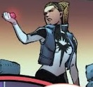 Carol Danvers (Earth-Unknown) from Infinity Countdown Captain Marvel Vol 1 1 003