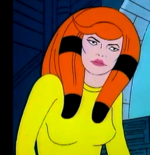 Crystalia Amaquelin (Earth-78909) from Fantastic Four (1978 animated series) Season 1 4