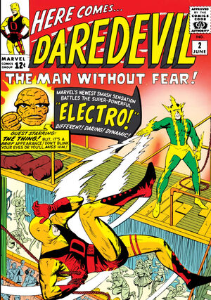 Daredevil Vol 1 2