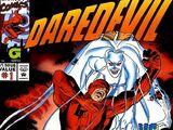 Daredevil vs Vapora Vol 1 1