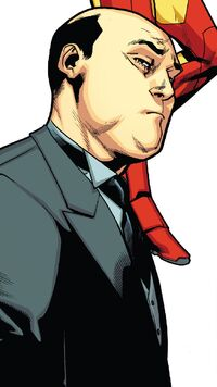 Edwin Jarvis (Earth-616) from All-New, All-Different Avengers Vol 1 4 001